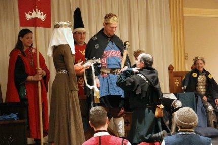 Baron Iago being sent to Vigil.