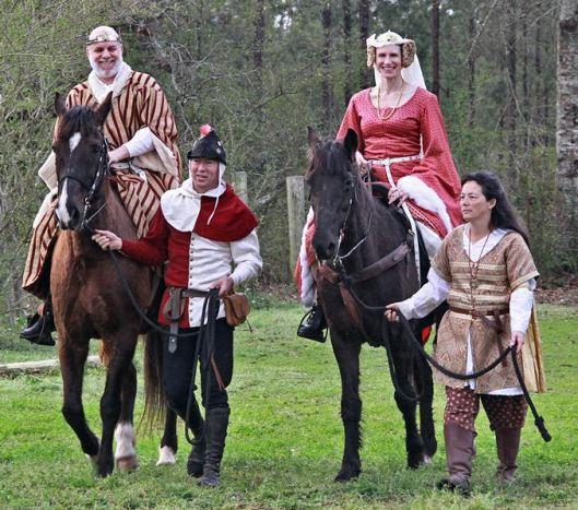 Byron Ariella horseback Ursus