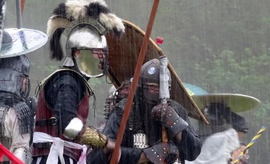 Rain battle Elashava