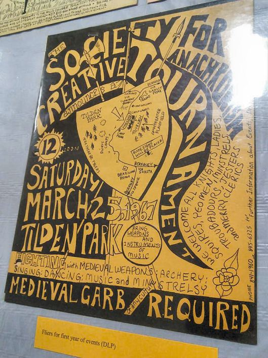1967 event flyer