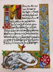 Atrox Alce scroll