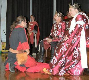 Rikardr receives his AoA