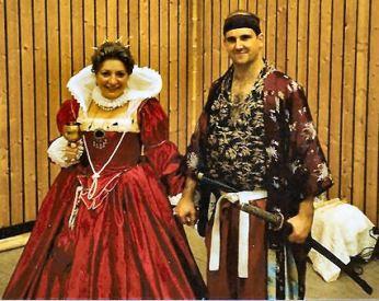 Ivone and Yoshina
