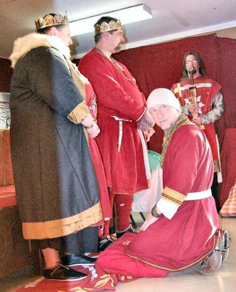 Thorsol knighting