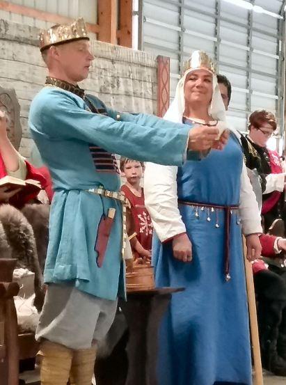 Sven and Siobhan