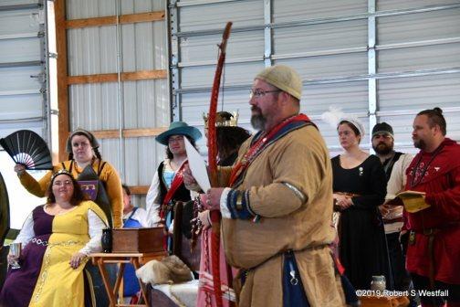 Snorri Archery Champ