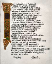 Matheus Millrind scroll