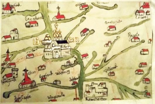 The final Gough Map LV reproduction