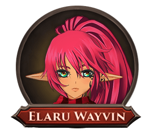 Elaru Wayvin - Frame