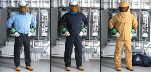 arc flash personal protective equipment, ppe