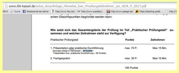 Diese Regelung war jahrelang rechtswidrig! Erst nach einer Fachaufsichtsbeschwerde hat die IHK Kassel-Marburg eingelenkt!