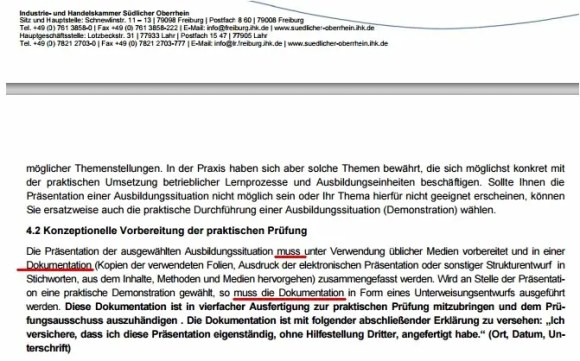 IHK Freiburg 2B