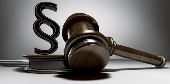 Symbolbild für Strafprozess