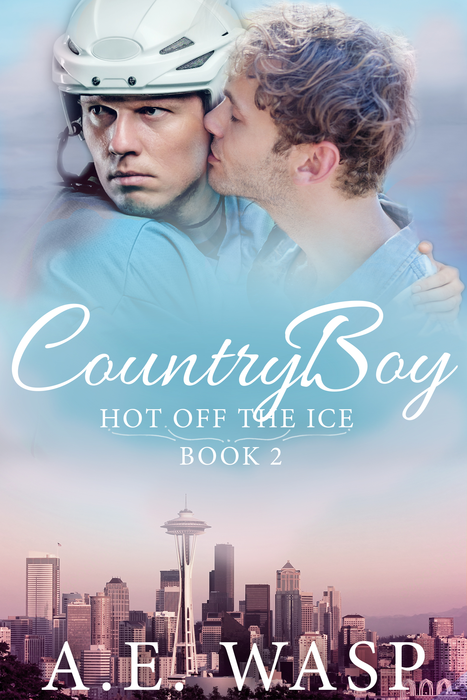 Country Boy Hot off the Ice cover