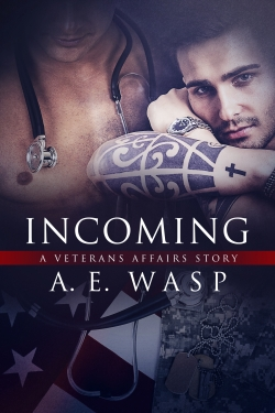 Incoming a Veterans Affairs novel cover