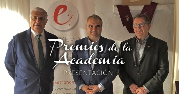 Presentación de los Premios de la AEXG
