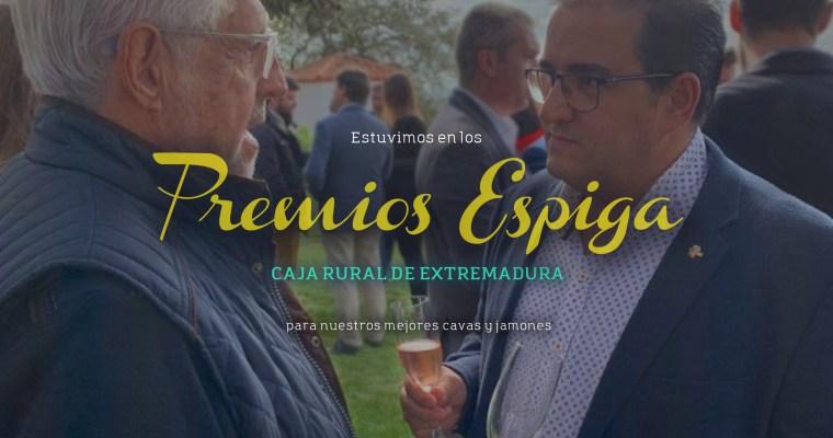 Premios Espiga Cava y Jamón Dehesa de Extremadura