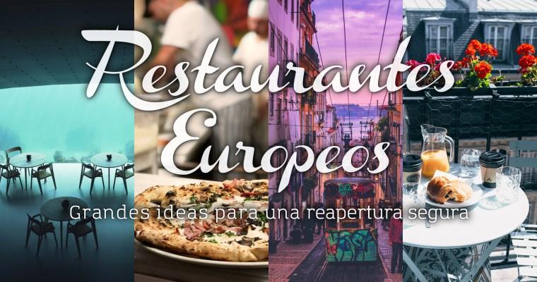 RESTAURANTES EUROPEOS