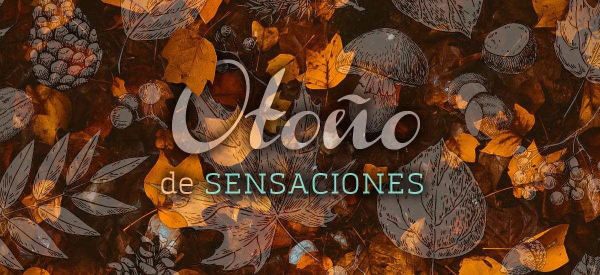 OTOÑO DE SENSACIONES