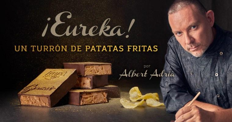 ¡EUREKA! UN TURRÓN DE PATATAS FRITAS