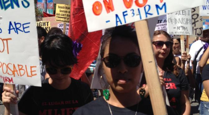 HOBBY LOBBY DECISION CONTINUES WAR ON WOMEN; AF3IRM DEMANDS REPRODUCTIVE JUSTICE FOR WOMEN, NOT PRIVILEGE FOR CORPORATE BIGOTRY