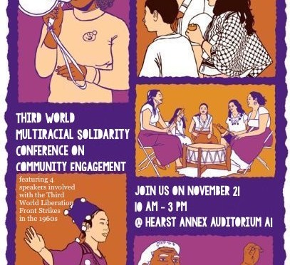 AF3IRM SF Bay Area & Central Coast   Third World Multiracial Solidarity Conference on Community Engagement