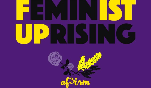 Join AF3IRM for International Women's Day and Women's Month!