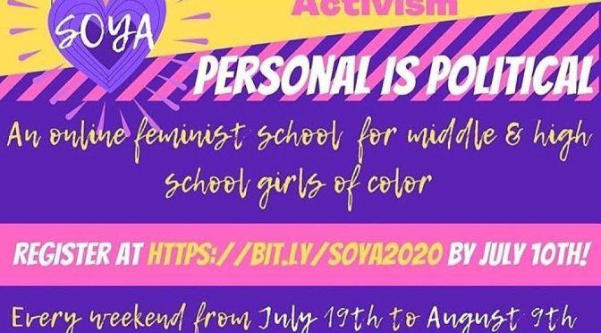 AF3IRM SCHOOL OF YOUTH ACTIVISM