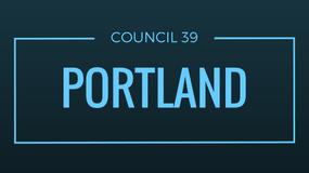 Portland – Council 39