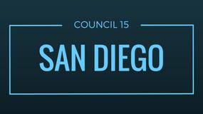 San Diego – Council 15
