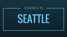 Seattle – Council 19