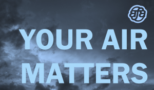 Your Air Matters Logo
