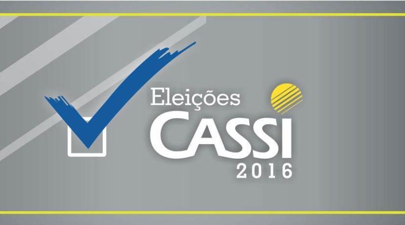 eleições cassi 2016