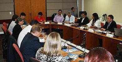 reunião CASSI