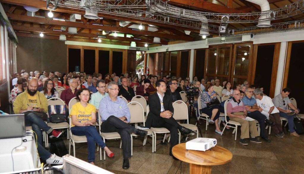 Encontro Estadual Participantes CASSI ES