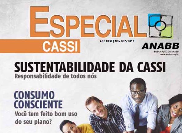 Publicação da ANABB debate sustentabilidade da CASSI