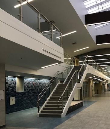 Custom Fabricated Stair
