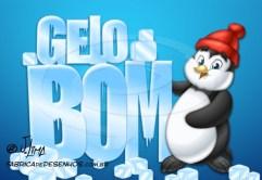Logo Gelo Bom