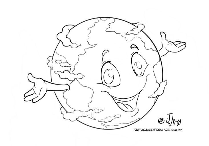 dia da terra earth day día de la tierra desenho j lima1