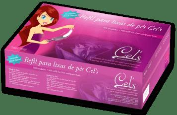 Embalagem Kit de beleza Cels