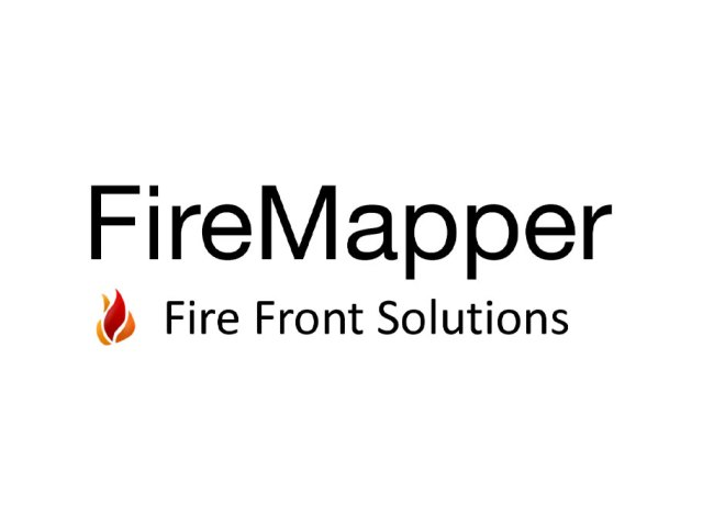 FireMapper by Fire Front Solutions