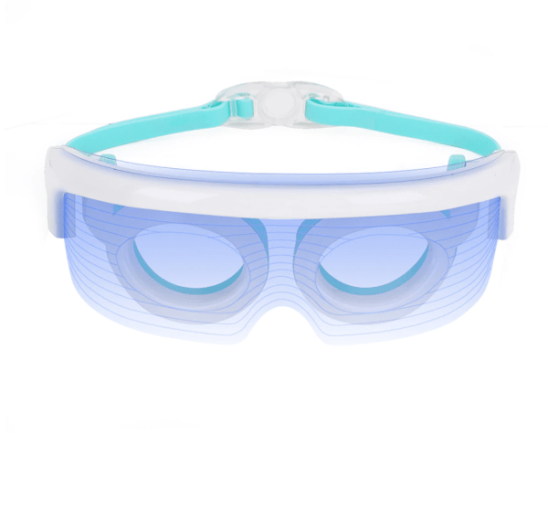 Heated LED Therapy Eye Massager