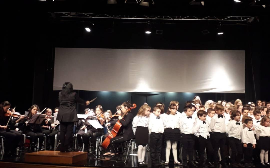 Concierto de Navidad Escuela de Música Asunción Asensio