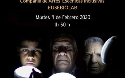 OBRA DE TEATRO MULTIGENERACIONAL «Invisibles»