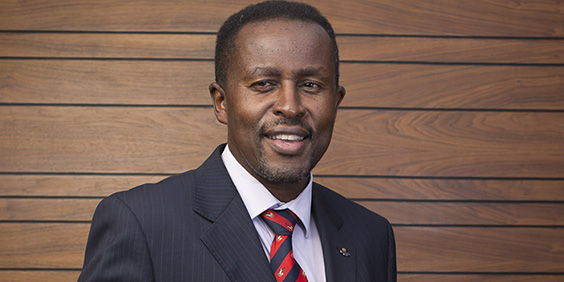 Dr Caesar Mwangi joins board of the UN PSI