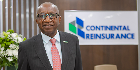 Continental Re positioned to deliver value post-Covid while CEO Dr Femi Oyetunji announces retirement