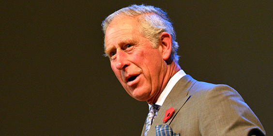 Insurance industry led by Prince Charles on sustainability agenda