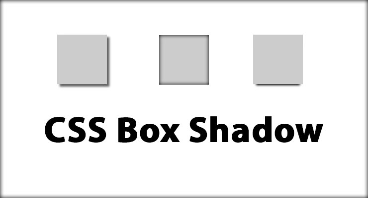 Cara Sederhana Membuat CSS Box Shadow