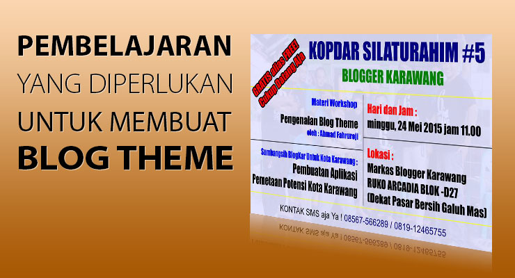 Membuat Blog Theme