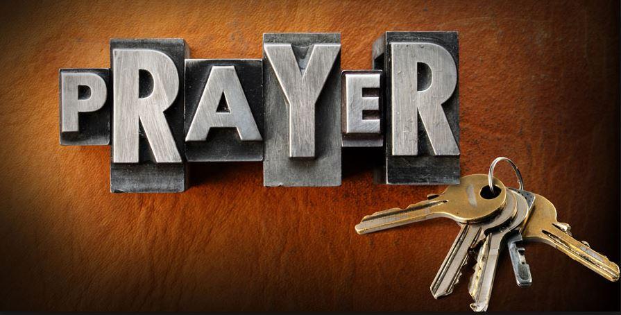 Image result for prayer key